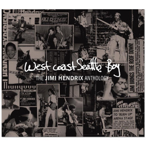West Coast Seattle Boy: The Jimi Hendrix Anthology CD