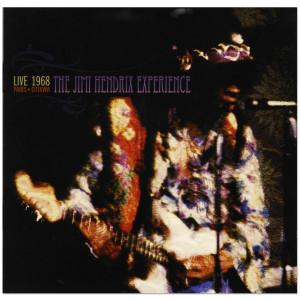 Jimi Hendrix Experience: Live In Paris & Ottawa 1968 CD