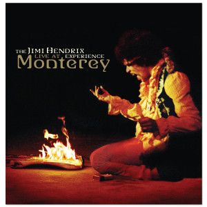 Jimi Hendrix: Live At Monterey CD