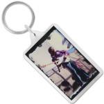 Jimi Hendrix Keychain Santa Clara