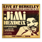 PJimi Hendrix Experience: Live At Berkeley CD