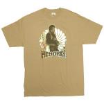 Jimi Hendrix Irridescent T-Shirt