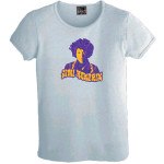 Hendrix Golden Waves Ladies T-Shirt