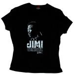Hendrix Stone Free Ladies T-Shirt