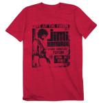 Jimi Hendrix Live at the Los Angeles Forum 1969 T-shirt