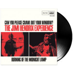 "Jimi Hendrix: Can You Please Crawl Out Your Window/Burning Of The Midnight Lamp 7"" Vinyl Single"