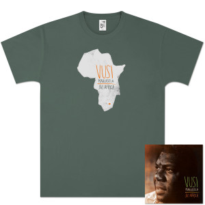 Say Africa CD/T-Shirt Combo (Mens)