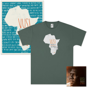 Say Africa CD/T-Shirt/Poster Combo (Mens)