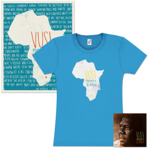 Say Africa CD/T-Shirt/Poster Combo (Womens)