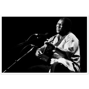 Vusi Mahlasela Live at the Starr Hill Music Hall 2005
