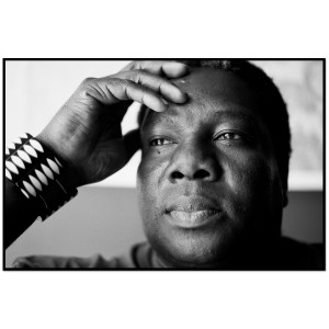 Classic Portrait of Vusi.  March, 2005
