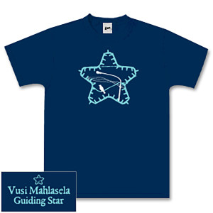 Vusi Mahlasela Guiding Star T-Shirt