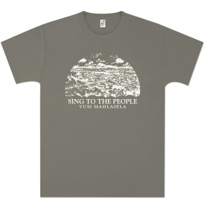 Sing To The People Women's T-shirt