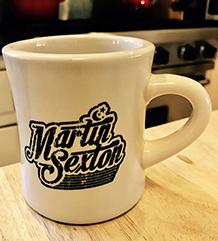 Classic Diner Mug