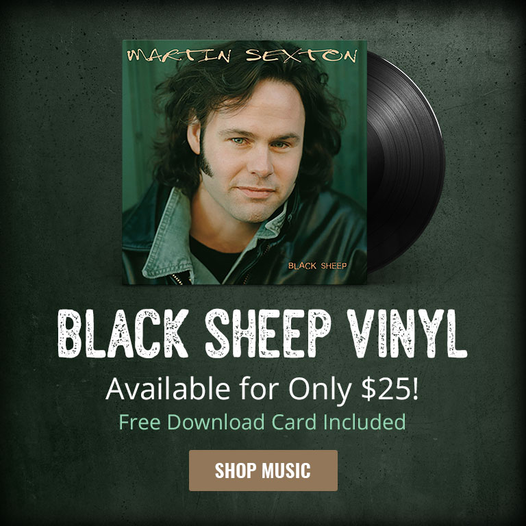 Black Sheep Vinyl Now Just $25