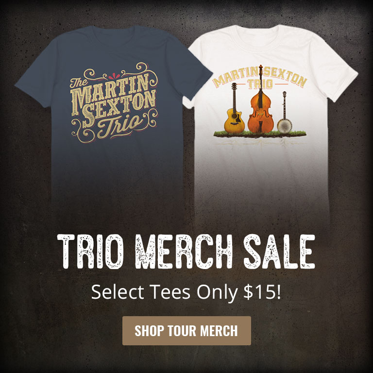 Select Trio Tees Only $15!