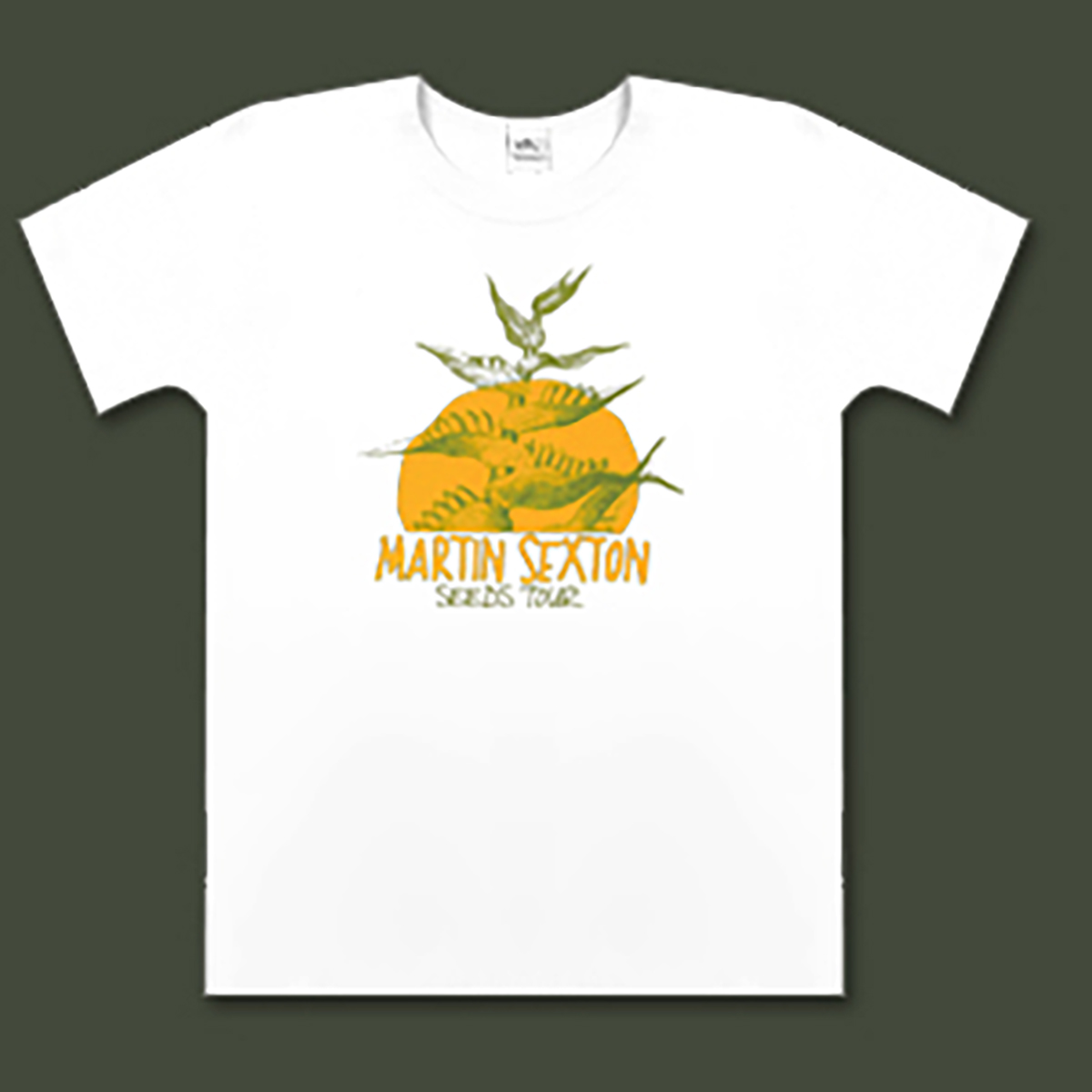 Seeds Tour Sun Stalk Organic Tee (Women)