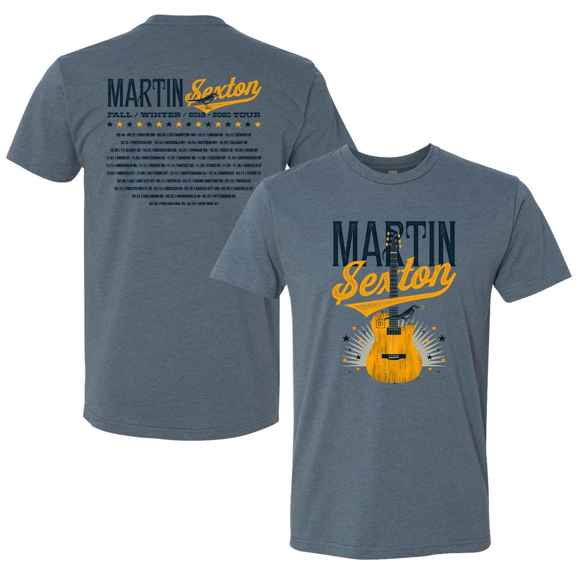 2019-2020 Fall/Winter Tour T-Shirt
