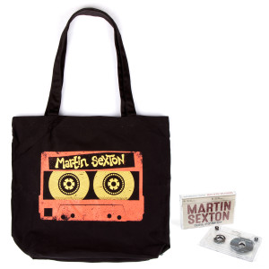 Mixtape of the Open Road Cassette/Tote Combo w/ Free Download