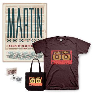 Mixtape of the Open Road Cassette/Tote/Poster/T-Shirt w/ Free Download