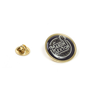 Headstock Lapel Pin