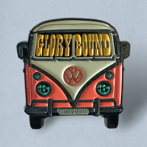 Glory Bound Lapel Pin