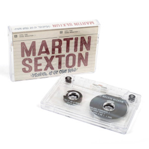 Martin Sexton Mixtape of the Open Road Cassette