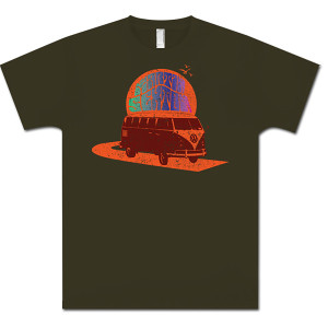 Magical VW Bus T-Shirt