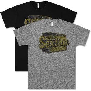 Martin Sexton Amped Up T-Shirt