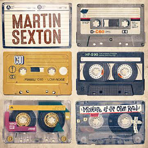 Martin Sexton Mixtape of the Open Road Digital Download