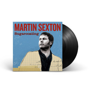 Martin Sexton Signed Sugarcoating Double Disc Vinyl LP