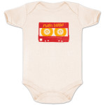 Martin Sexton Mix Tape Onesie