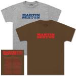 Martin Sexton Solo Tour T-shirt
