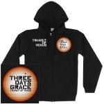 Three Days Grace Eclipse Hoodie