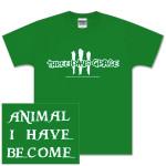 Three Days Grace St. Paddy's Day T-Shirt