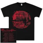 Three Days Grace Painted Venus 2012 Tour T- Shirt