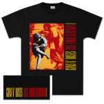 Guns N' Roses Use Your Illusion T-Shirt
