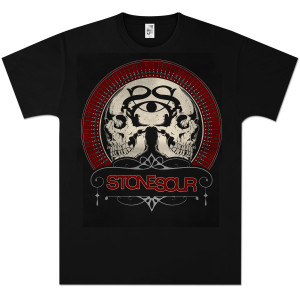 Stone Sour Eyes In The Skull T-Shirt