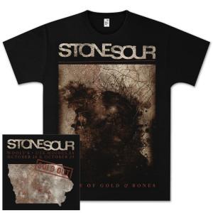 Stone Sour Horror Grunge T-Shirt