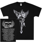 Stone Sour Crying Angel Tour T-Shirt