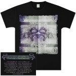 Stone Sour Audio Secrecy Tour T-Shirt