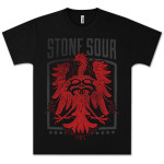 Stone Sour Est T-Shirt - Black