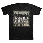 Stone Sour Burbank Cover T-Shirt