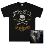 Stone Sour House of Gold & Bones Part 2 Silver Bundle