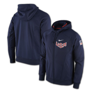 USA Basketball 2014 FIBA World Cup Hoodie