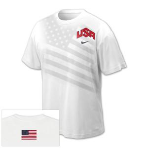USA Basketball Official Practice T-shirt