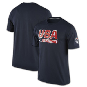 USA Basketball 2014 Practice T-shirt
