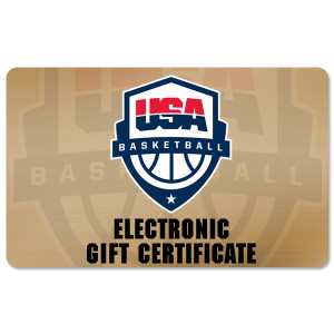 USA Basketball Electronic Gift Certificate