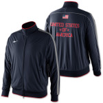 2012 USA Basketball Performance N98 Jacket