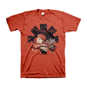 RHCP Hot Minute Asterisk T-Shirt